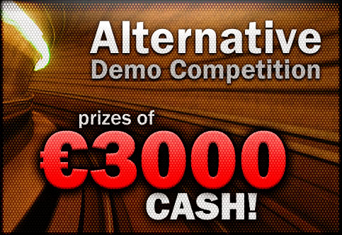Alternative Demo Competition